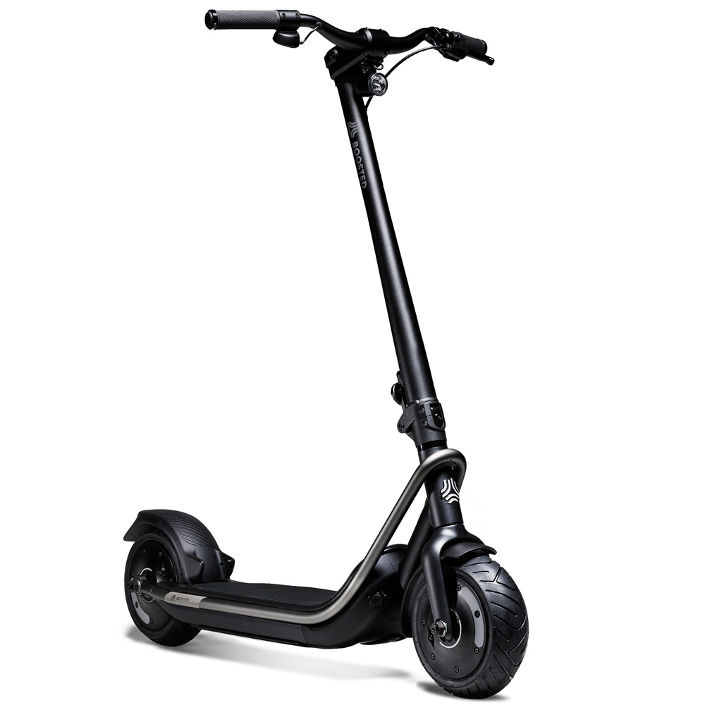 electric scooter comparison Boosted Rev