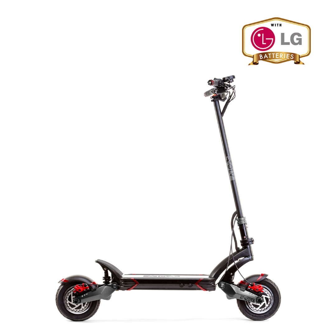 electric scooter comparison EvolvRides Evolve Pro Plus