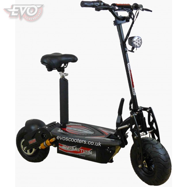 electric scooter comparison EvoMotion 48V 1800W