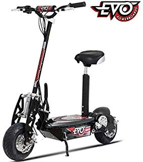 electric scooter comparison EvoMotion 60v 2000W