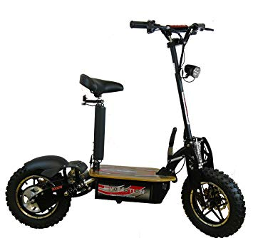 electric scooter comparison EvoMotion DirtKing 2000W