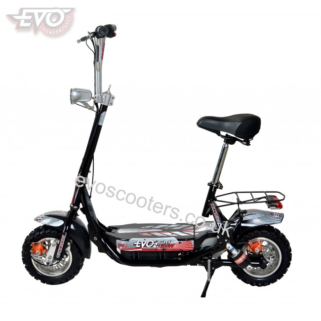 electric scooter comparison EvoMotion ES08 City 800W