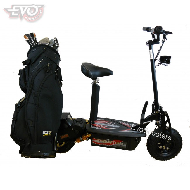 electric scooter comparison EvoMotion Golf Scooter