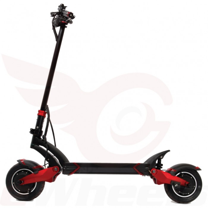 electric scooter comparison eWheels TurboWheel Lighting