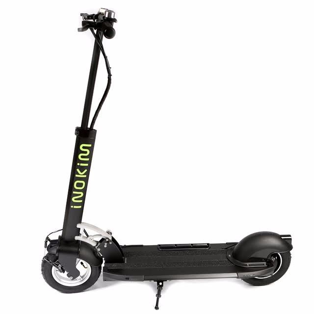 electric scooter comparison Inokim Quick 3 Hero