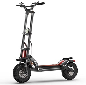 electric scooter comparison Kaabo Wolf Warrior 11