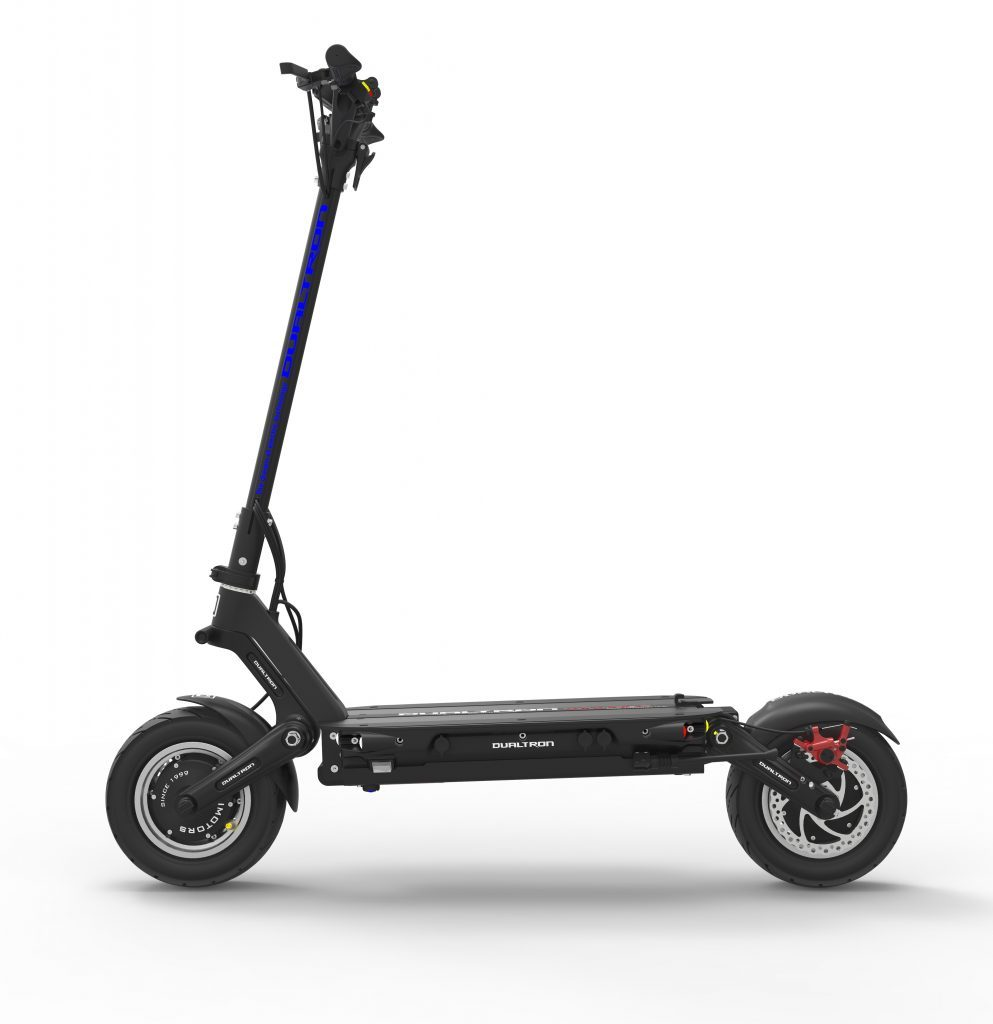 electric scooter comparison Minimotors Dualtron Thunder