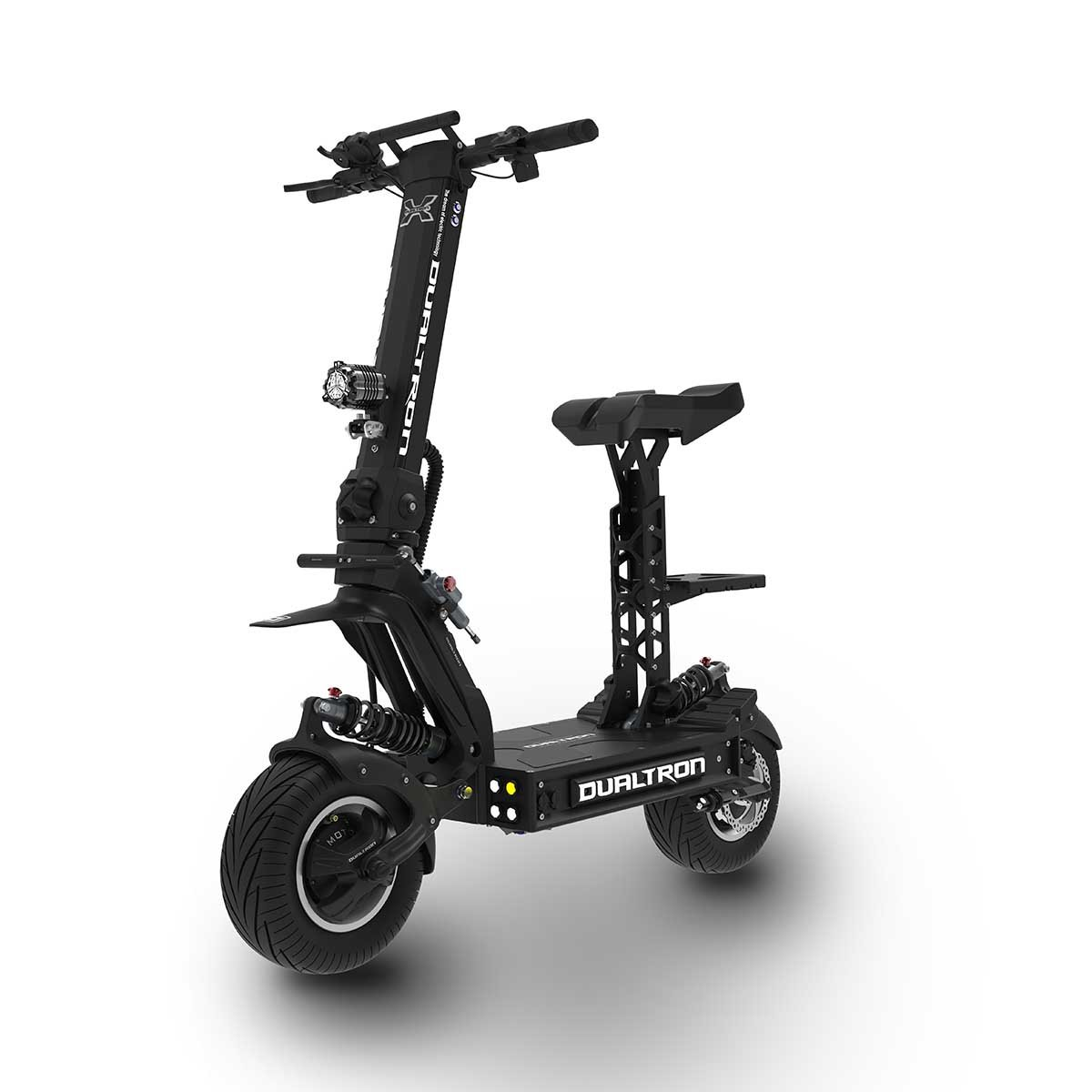 electric scooter comparison MiniMotors Dualtron X