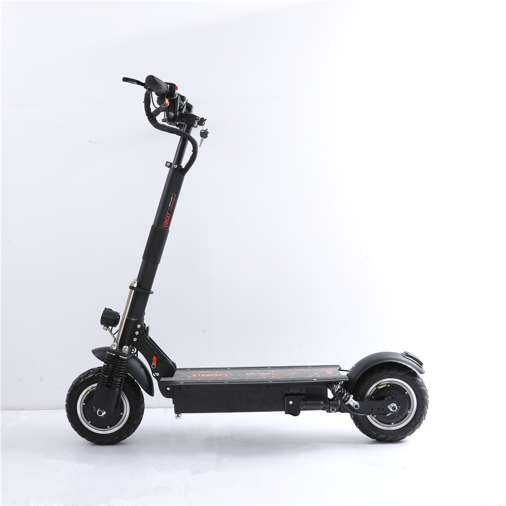electric scooter comparison Nanrobot D4+