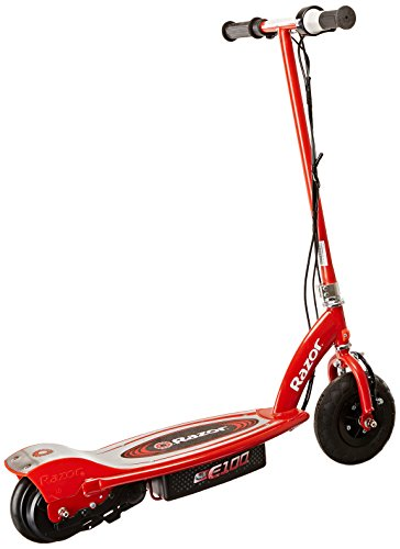 electric scooter comparison Razor E100