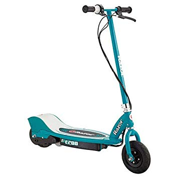 electric scooter comparison Razor E200