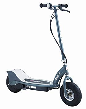 electric scooter comparison Razor E300