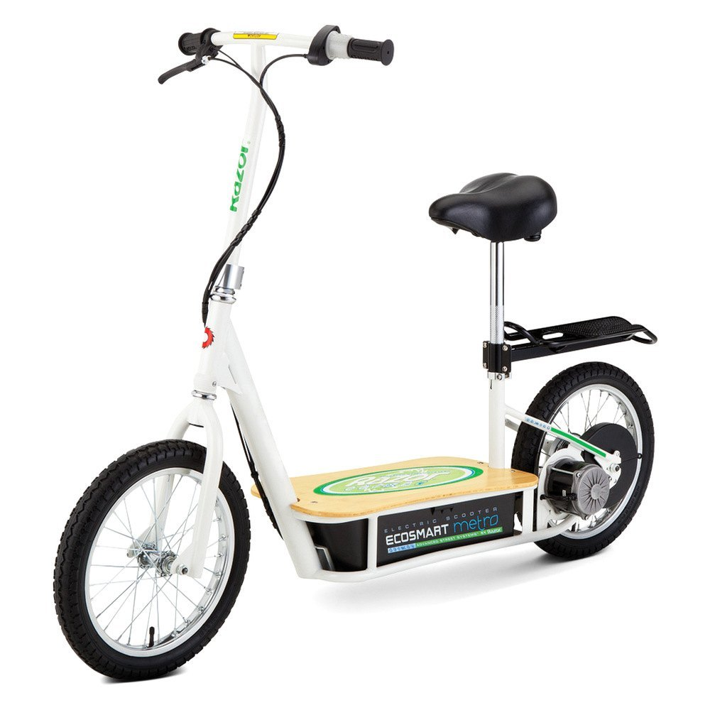 electric scooter comparison Razor Ecosmart Metro