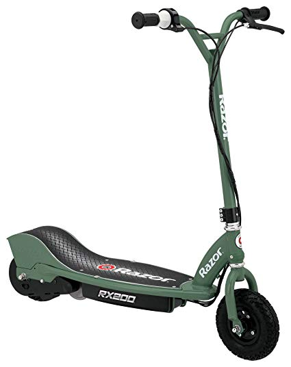 electric scooter comparison Razor RX200