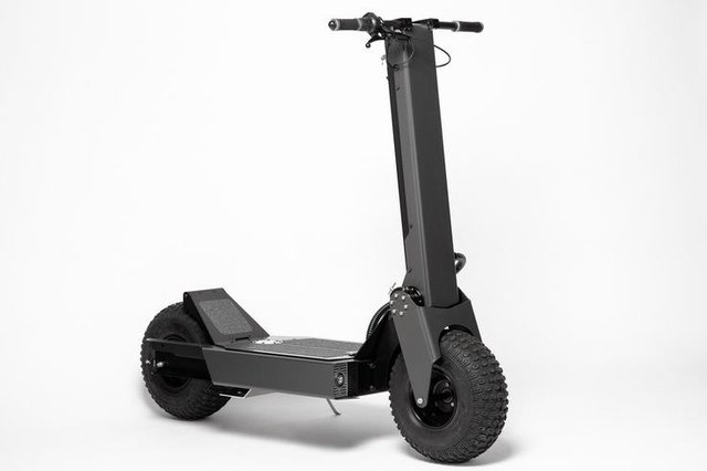 electric scooter comparison Work's Electric Hollyburn P3