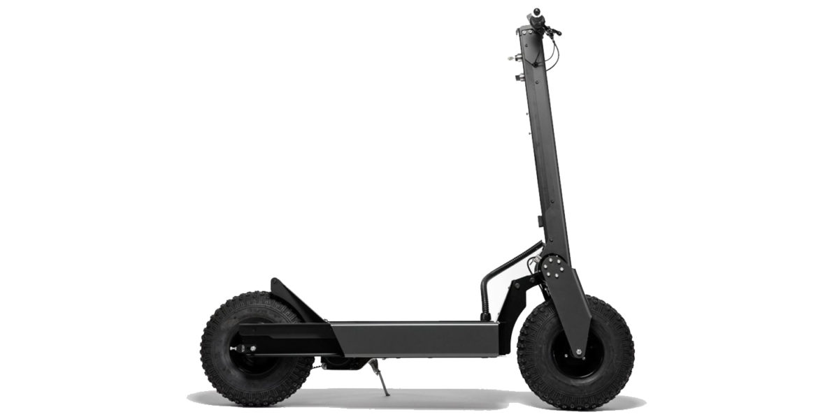 electric scooter comparison Work's Electric Hollyburn P5