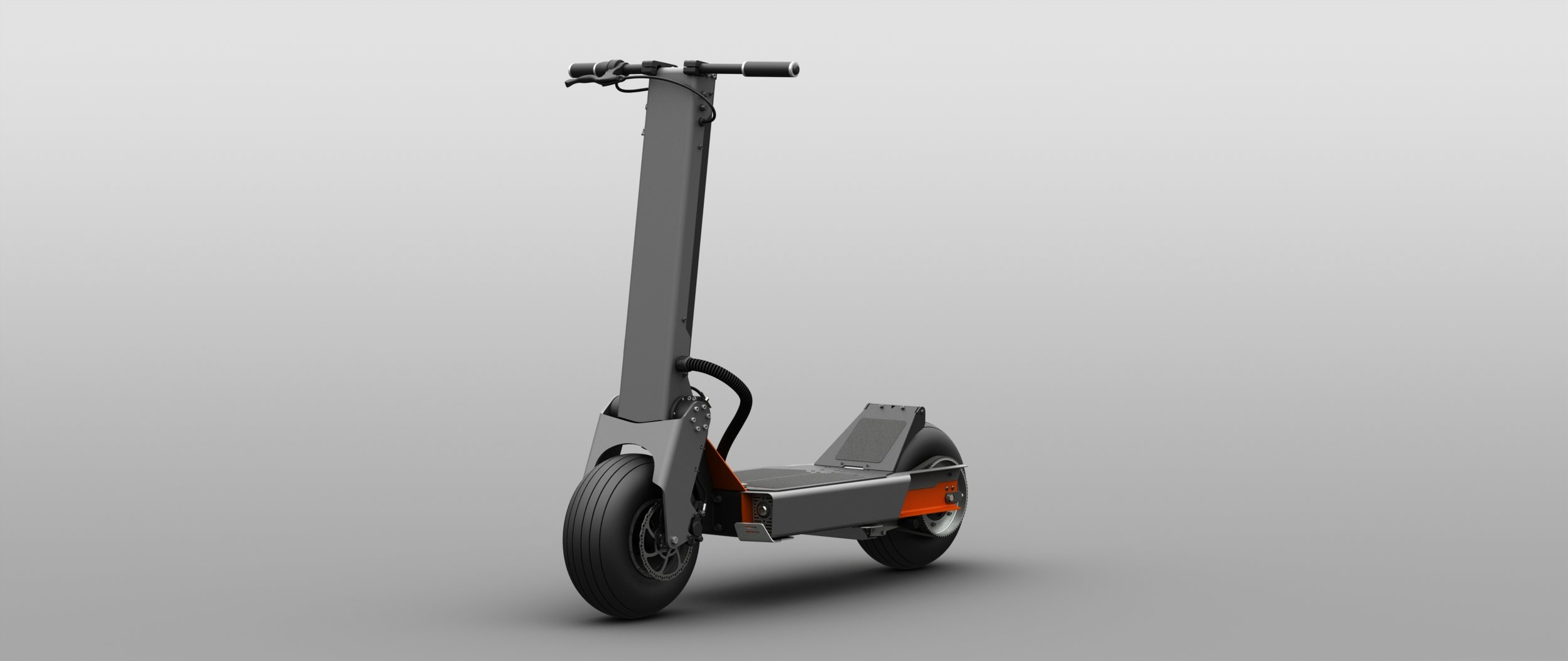 electric scooter comparison Work's Electric Hollyburn SS