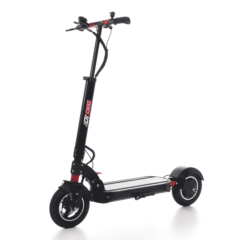 electric scooter comparison Zero 10